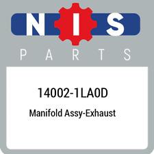 14002-1LA0D Nissan Manifold assy-exhaust 140021LA0D, New Genuine OEM Part