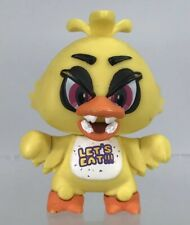 Funko Mystery Minis Five Nights At Freddy's Lets Eat Chica Chicken Series 1 Duck