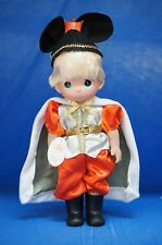 Event Prince Fall-ing Halloween 2013 Disney Precious Moments Doll Signed 4869
