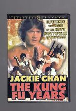 Jackie Chan: The Kung Fu Years (DVD) Narrated By Rick Baker, BRAND NEW!