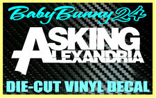Asking Alexandria Logo Laptop Car Decal Vinyl Sticker