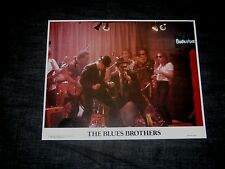 Original BLUES BROTHERS Rare International Lobby Card