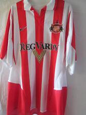 Sunderland 2002-2004 Home Football Shirt Size XXL /2291