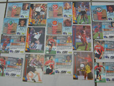 2 Cards wählen PANINI ran  SAT 1 BL 94 Bundesliga 1994 Fussball