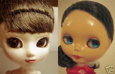 Doll Hair Net 3 pack Blythe Pullip Ellowyne Asian BJD vintage modern color safe