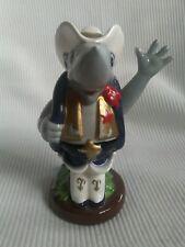 Collectable 1986 Texas sesquicentennial Texadillo mascot porcelain armadillo
