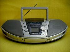 Panasonic RX-ES29 CD Radio Cassetten Recorder Kassetten Rekorder CD Player
