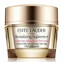 Estee Lauder Revitalizing Supreme + Global Anti-Aging Power Soft Creme 15ml New