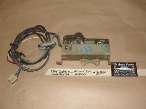 OEM 1964 64 Cadillac Deville GUIDEMATIC AUTRONIC EYE AMPLIFIER ASSEMBLY *TESTED*