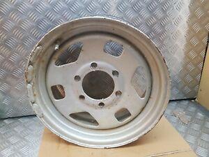 MK1 Isuzu Trooper Wheel Rim Steel spare 15 1986 1987 1988 1989 1990 1991 Bighorn