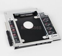 2nd Hard Drive SSD HDD Caddy Adapter for HP Pavilion G4 G6 G7 re UJ8B1 DS-8A5LH