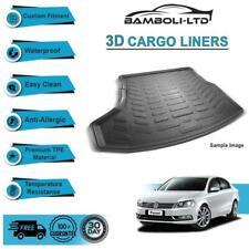 3D CARGO LINER BOOT LINER REAR TRUNK MAT FOR VW Passat B7 2011-2014