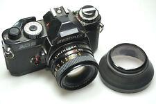Revueflex AC2 + Revuenon MC 50mm F1.7 (Pentax mount)