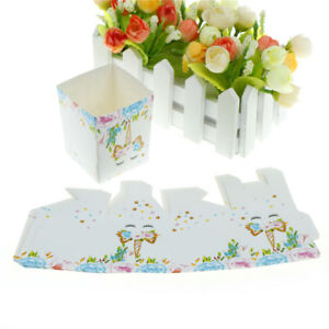 6pcs Box Gift Candy Boxes for Kids Happy Birthday Party Decor W^