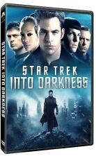 STAR TREK INTO DARKNESS NEW DVD  FREE SHIPPING !!!!!