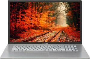 NEW ASUS 17.3 HD AMD Ryzen 7 3700U 4GHz 512GB SSD 12GB RAM Radeon Vega 10 Silver