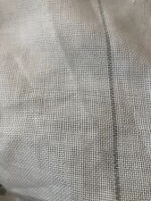 White Polyester Primary Backing Fabric For Tufting Guns And Punch Needles