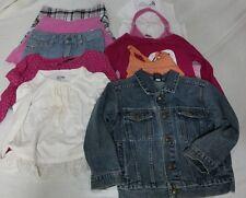 Girls 5T month clothes lot Toddler Summer Fall Gymboree OshKosh Skechers