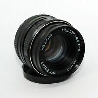 Helios 44m-4 lens 58 mm f/2 M42 Boke Vintage USSR for Sony, Canon, Nikon # 700