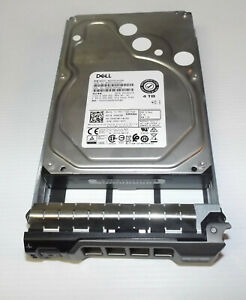 """Dell 3.5"""" 4Tb 7.2K 12Gbps SAS drive 0HNX0W HNX0W 12G  MG04SCA40EN with caddy"""
