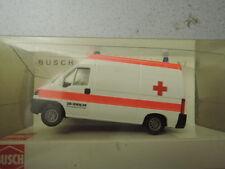 Busch Fiat Ducato KTW RDC elevato goli RW Öhringen in scatola originale da collezione (9)