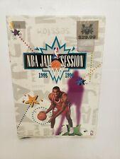 1995-96 NBA JAM SESSION BASKETBALL BOX~SEALED 36 PAKS ~ MICHAEL JORDAN nba cards