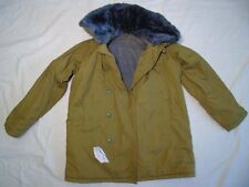 Soviet Russian army VDV paratroopers winter jacket 46-2 size