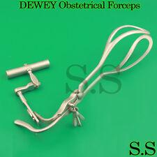 Dewey Obstetrical Forceps 37cm Gynecology INSTRUMENTS