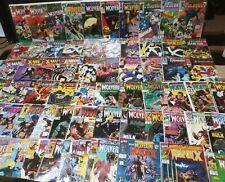 Marvel Comics Presents 4-99 Wolverine Comic Book Lot of 87 #72 Weapon X HiGrade