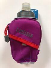 NEW CamelBak Podium Arc Quick Grip Handheld Water Bottle - Purple & Red