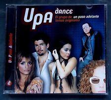 CD UPA DANCE EL GRUPO DE UN PASO ADELANTE TEMAS ORIGINALES 2002 B