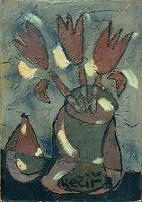 Bohumil KECIR (1904-1987) Blumen - Nr. H 54