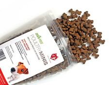 Grain Free Training Treats for Dogs Puppies - 80% Poultry  - 100% Natural - 500g