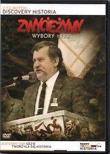 Zwyciezymy - Wybory 1989 (DVD) film dokumentalny POLSKI POLISH
