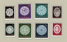Hungary 1960. Halas lace I. wonderful set MNH (**) Michel: 10 EUR !!!