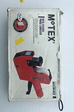 MotexMX5500 Price Labeller