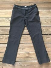 Adidas Black Thick Polyester Outdoor Pants Women's Size 6