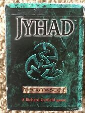 Jyhad Starter Deck - With Rulebook