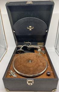 Antikes Grammophon Dual