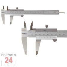 """Messschieber Schieblehre 150 mm 0,05/1/128""""  mm/inch Skala Mitutoyo 530-104 NEU"""