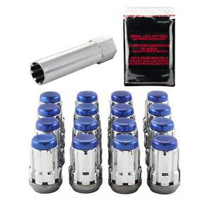 McGard 65454BC Blue M12x1.25  Wheel Installation Kit