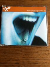 JX  There's Nothing I Won't Do (5 trk CD) RED JERRY CARL COX Remixes