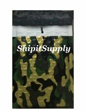 1 500 000 4x8 Poly Camo Color Camouflage Poly Bubble Mailers Fast Shipping