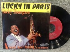 EP LUCKY IN PARIS - LUCKY THOMPSON - Symphonium 1230