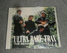 CD/Vintage   The Beatles Ultra Rare Trax Vol.4  1989 The Swingin Pig  TSP-CD-026