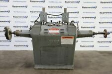 Hammond Dual Motor 5Hp Variable Speed Polishing & Buffing Lathe, Buffer