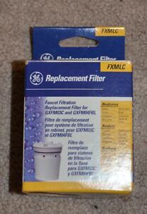 GE faucet replacement filter FXMLC NEW smartwater cartridge