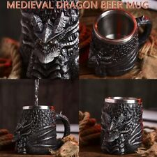 Medeival Dragon Beer Mug