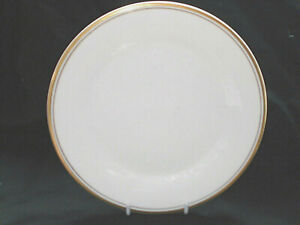 Royal Doulton GOLD CONCORD  Dessert Plate.  Diameter 8 inches, 20cms.