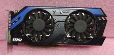 MSI NVIDIA GeForce GTX670 (N670 PE 2GD5/0C) 2GB GDDR5 SDRAM PCIe Graphic Card